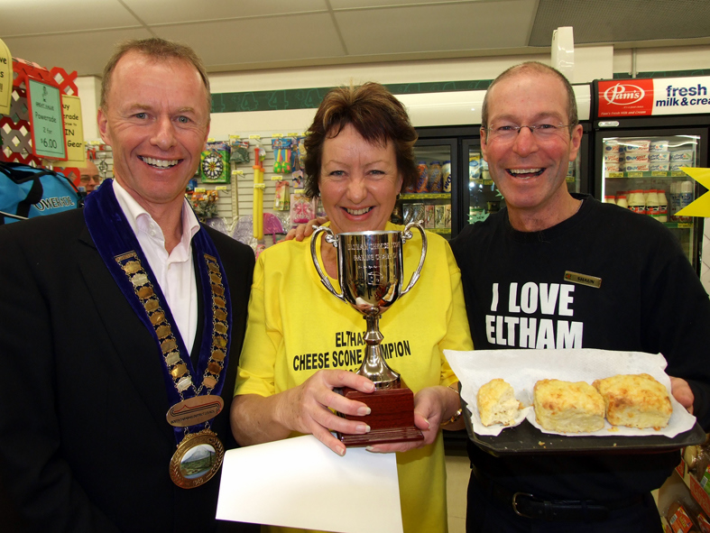 2009 Eltham Cheese Scone Competition